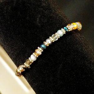 Earth & Sky Elemental Magic Stretch Bracelet